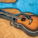 ヤマハのアコースティックギター