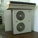 3年使用 業務用冷暖エアコン 10馬力。今日注文20%オフです!三...