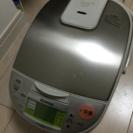 TOSHIBA電子レンジ、像印IH炊飯器、レンジ台 3点セット