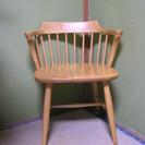 木の椅子 :決まりました