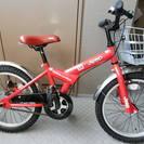 子供用自転車 JEEP18インチ