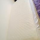 ニトリ シングルベッド収納ケース付き