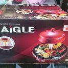 【未使用】ZAIGLE(ザイグル)赤外線サークルロースター(カラー...
