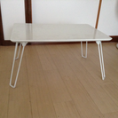 【配達可能】小さめのテーブル 折りたたみ