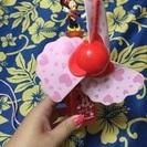 ディズニーミニーちゃんミニ扇風機 ジャンク