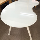 IKEA GALANT:デスク 160×91㎝(ガラス天板)