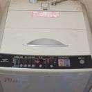 日立洗濯機7キロ実働、取引成立