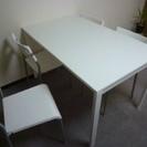 取引終了! IKEA ダイニングテーブルセット