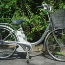 ●中古 パナソニック電動アシスト自転車 大阪市淀川区 サイクルキッズ