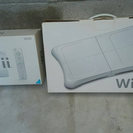 wii、wii Fit セットで!