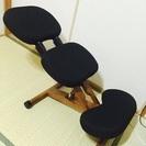 バランスチェア【美品】 - 家具