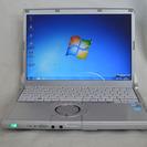 B5コンパクトノートPC Panasonic CF-N9/Core...