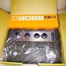 お値下げしました‼︎激レア‼︎   美品     BOSS  CE-1