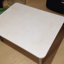 【配達可能】ローテーブル 80×60cm