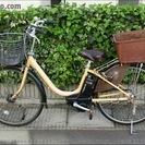 【取引完了/横浜市】ヤマハPAS電動アシスト自転車 26型 リチウ...