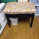 【お渡し済】国産ピアノの椅子[中古]