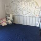 IKEAから購入したベッド