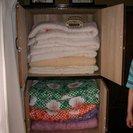 新品布団、中古布団、毛布、電気式毛...