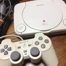 SONY☆Play Station(PS one)