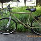 シマノ製 クロスバイク 26インチ
