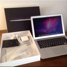 MacBook Air 2011(128GB)、外付DVDドライブ付
