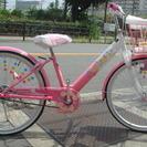 ♪●50%OFF!16,000円 22型子供自転車展示車特価 大阪...