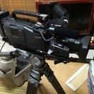 【値段交渉可】 プロ用ビデオカメラ( 池上通信 )カメラ ※付属品付き