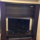 テレビボード(テレビの下の棚以外)