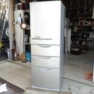 ☆サンヨー SR-361J(S)-2 357L 冷凍冷蔵庫 4ドア...