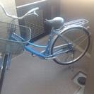 27インチ自転車 H26年購入