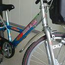 22インチ青・男の子自転車(201...