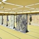 「第41回加賀友禅新作競技会作品展」と「牛首紬・加賀繍展」
