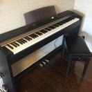 CASIOのデジタルピアノ Privia PX-730BK 【お車...