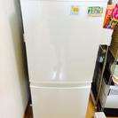 2ドア冷蔵庫:2012年製