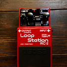 BOSS Loop Station RC-2 箱・取説あり