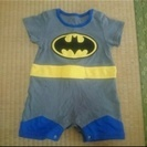 バットマンなりきりロンパース