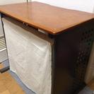 【配達可能】改造パソコンデスク 水槽台