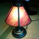 アンティーク調ランプ売ります