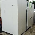 【美品】冷凍箱  3,600 × 2,600 × 1,800 冷凍...