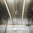 【終了】業務用冷蔵庫 サンヨー 4ドア 2003年式  2,000 × 900 × 650 動作良好 − 茨城県