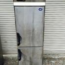 【終了】業務用冷蔵庫 サンヨー 2ドア 2004年式  2,000 × 650 × 620  動作良好の画像