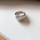 指輪高品質ステンレス新品