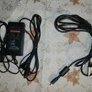 ソニーPS2 SCPH-70000専用ACアダプター  おまけのケーブル