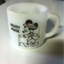 ファイヤーキング ミッキーマウスマグカップ