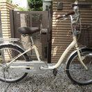 ブリジストン自転車 CALISIA 小径軽量 22型