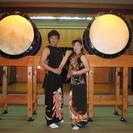 和太鼓教室 茨城県ひたちなか市 創作和太鼓 来舞デュオ