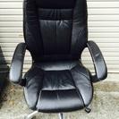 【終了】OAチェア イトーキ 革製椅子