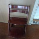 ストッケ トリップ トラップ椅子3脚