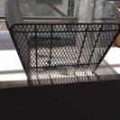 自転車の荷台取付用のかご