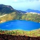 安達太良山と磐梯吾妻 魔女の瞳を見て、濁り湯の秘湯温泉旅館に泊まろう!